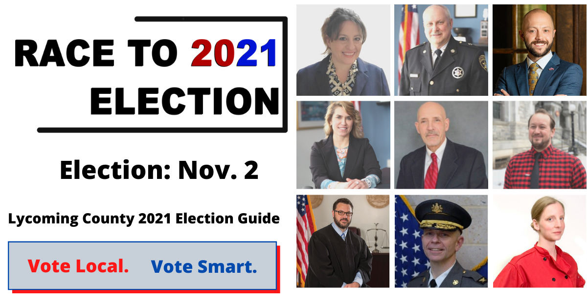 Lycoming County 2021 Election Guide